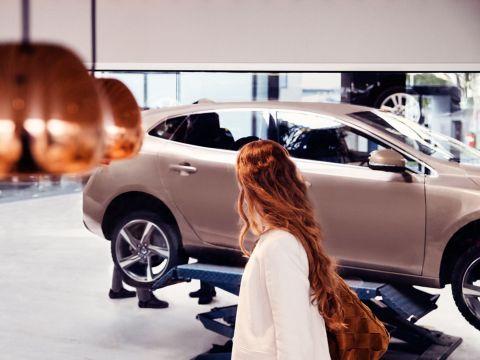 Prodloužená záruka Volvo